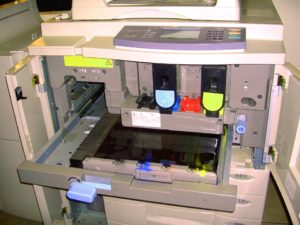 Produkty Abc tiskárny