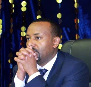 Nobelova cena za mír míří do Etiopie