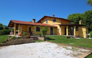 Pronajatá vila v Itálii je zárukou krásné dovolené
